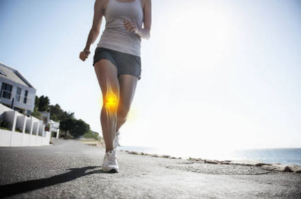 WHY DO I HAVE KNEE PAIN WHEN I RUN?