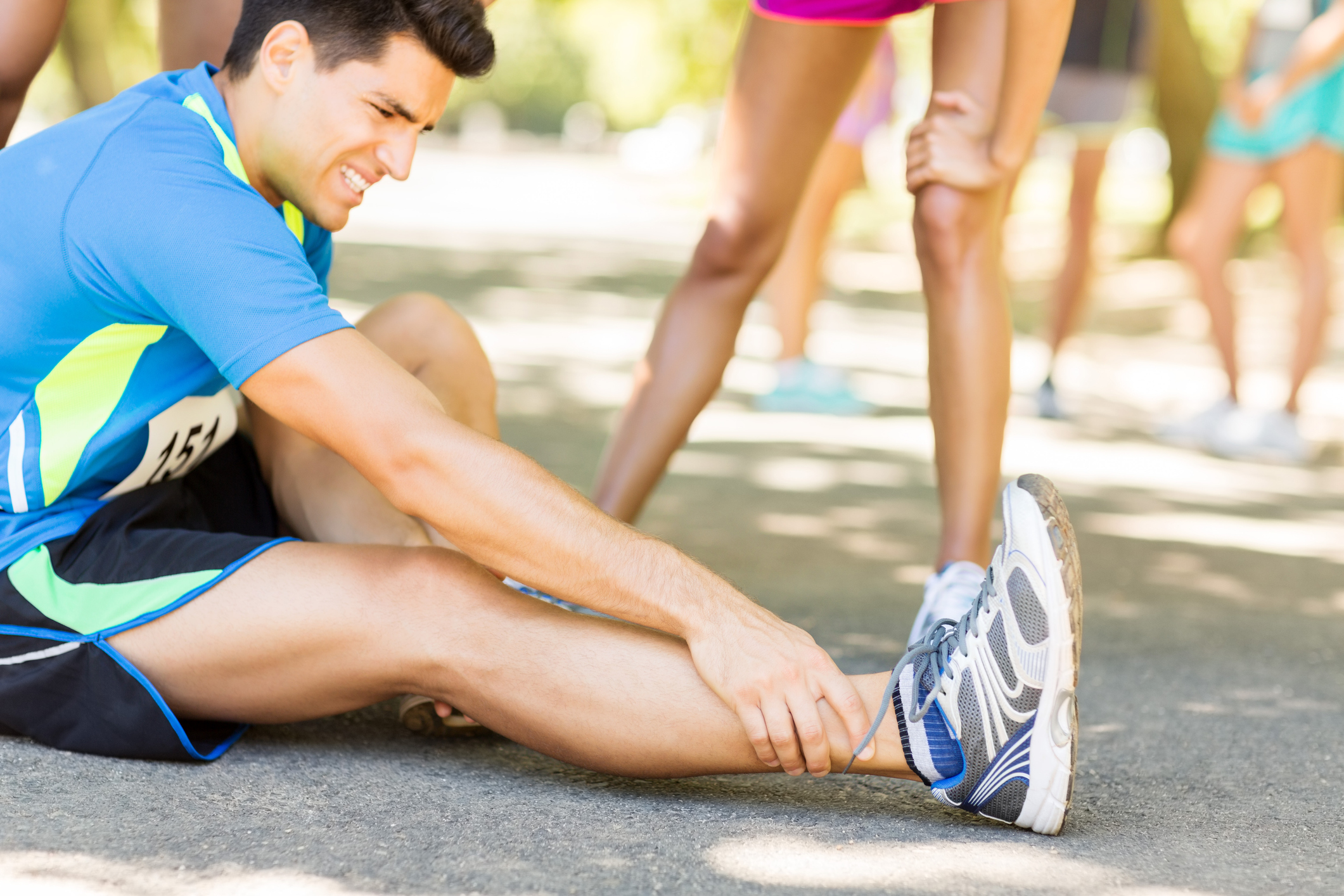 ANKLE SPRAINS: WHEN SHOULD I BE CONCERNED?